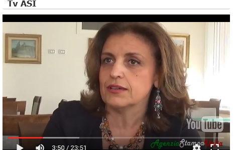 """MARINA ONORATO INTERVISTATA DA """"AGENZIA STAMPA ITALIA"""""""